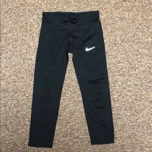 Nike Dry Fit Athletic Leggings Size Small